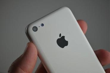 iPhone 5Cの写真
