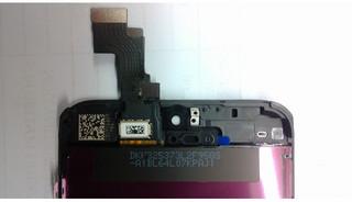 iPhone 5Sインターナルリーク写真